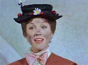 "Mary Poppins... La Au-pair ""perfecta"""