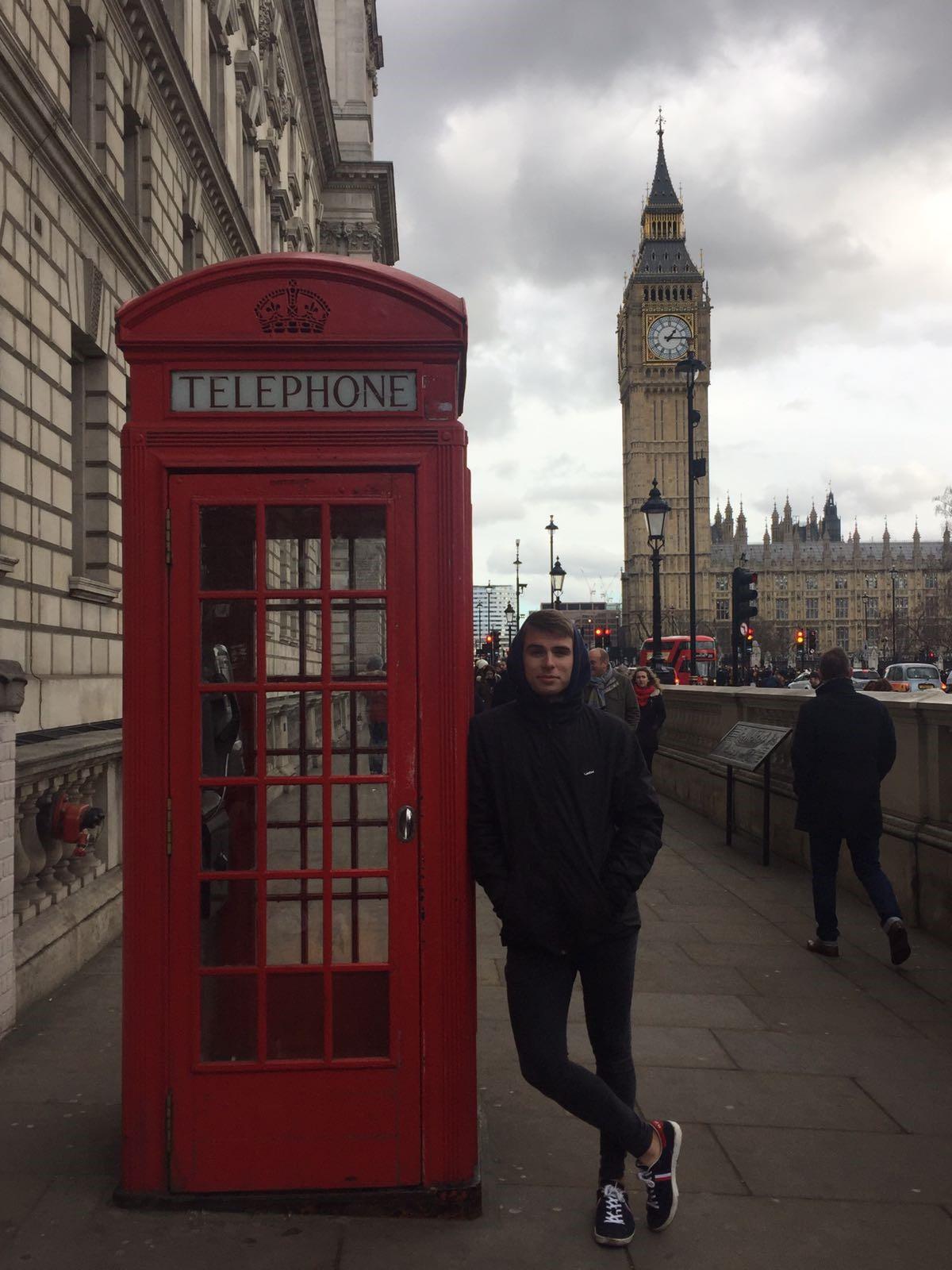 Gabriel in London